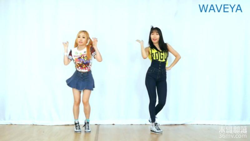 [Waveya]Red Velvet Dumb Dumb cover dance 高清视频在线下载 Waveya2015 第4张