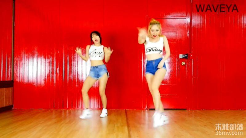 [Waveya]Jessi SSENUNNI cover dance 高清视频在线下载 Waveya2015 第4张