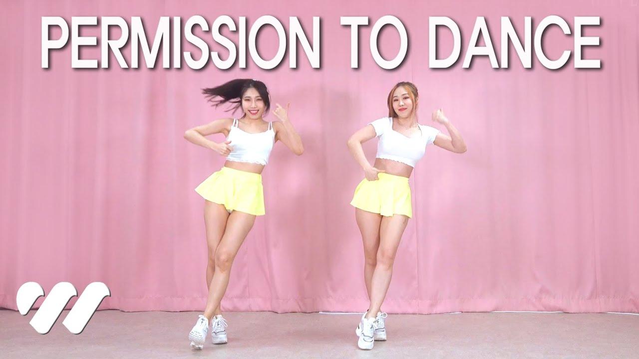 BTS (방탄소년단) 'Permission to Dance' Dance Cover Waveya 웨이브야 Waveya2021 第1张