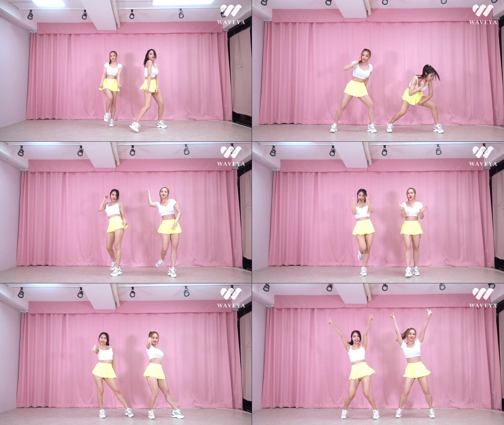 BTS (방탄소년단) 'Permission to Dance' Dance Cover Waveya 웨이브야 Waveya2021 第3张
