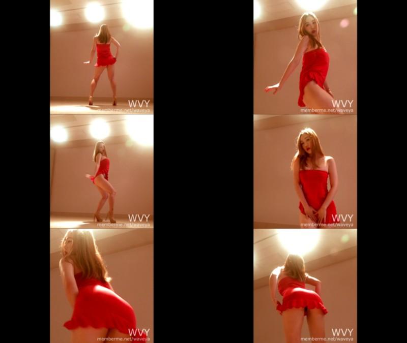 Ari 💖 Loco Sexy dance 아리의 새빨간 섹시댄스 💋 Waveya会员 第4张