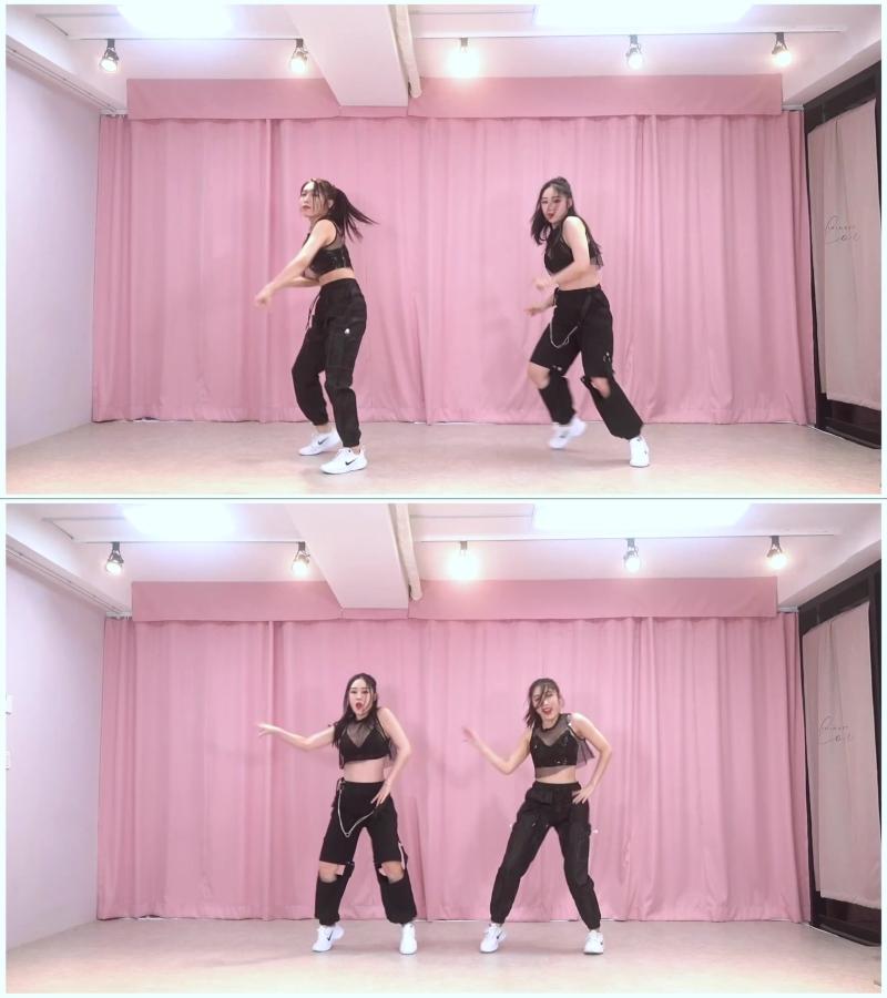 스우파 Hey mama 헤이마마 Dance Cover Waveya 웨이브야 #스트릿우먼파이터 Choreo by 노제 Waveya2021 第2张